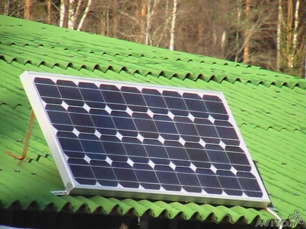 Как сделать солнечные батареи для дома видео