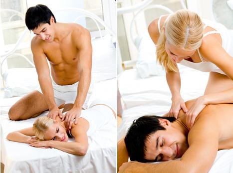 Как сделать друг другу массаж 9