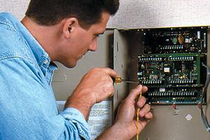 Монтаж и обслуживание охранной  сигнализации