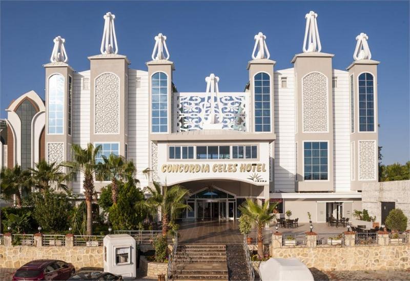 Рекомендуем отель в Турции