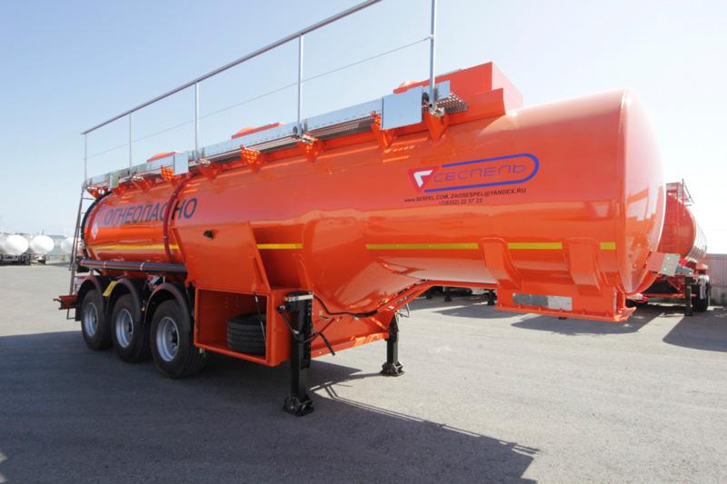 Полуприцеп-бензовоз 964841