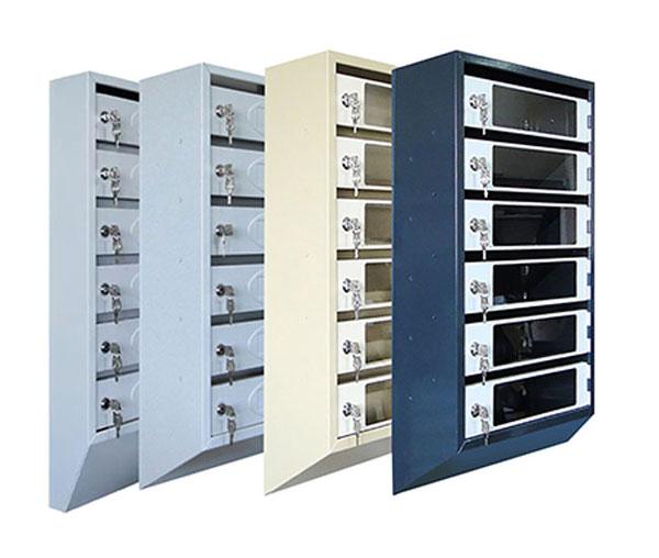 Ящики почтовые секционные серии СПРСПРУ для подъездов от производителя