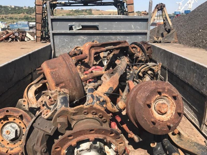 Прим и вывоз металлолома в Ростове и Ростовской области