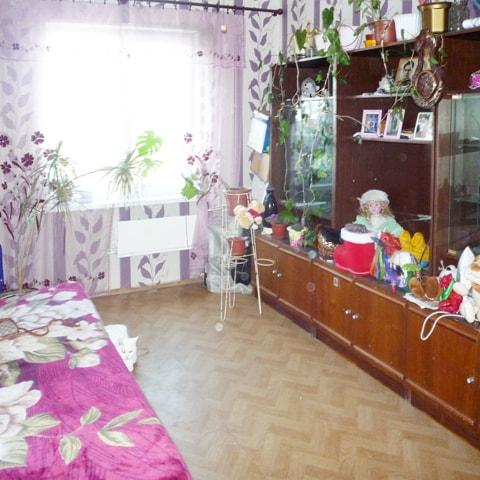 Трехкомнатная квартира 72 кв.м