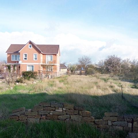 Земельный участок 681 кв.м в поселке Заозерное в 9 км от Евпатории