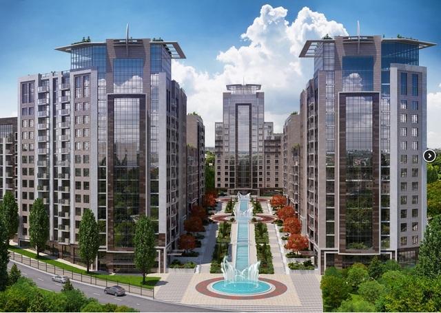 Элитная 2 комнатная квартира в ЖК Бульвар Фонтанов по супер цене.