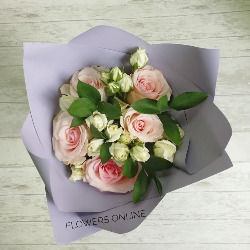 Букеты, цветы, доставка