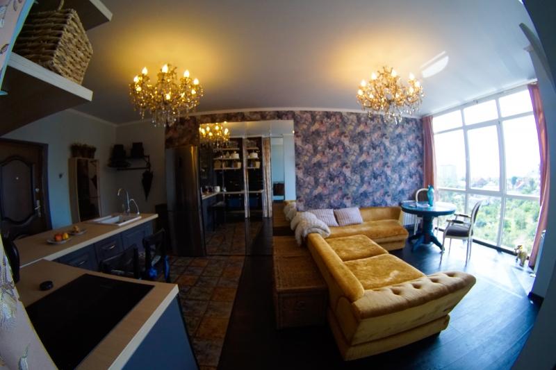Продается 2х к квартира в Сочи, 43 м. кв.