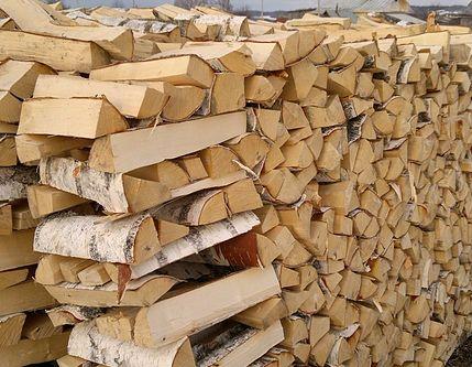 Продам березовые колотые дрова,газель
