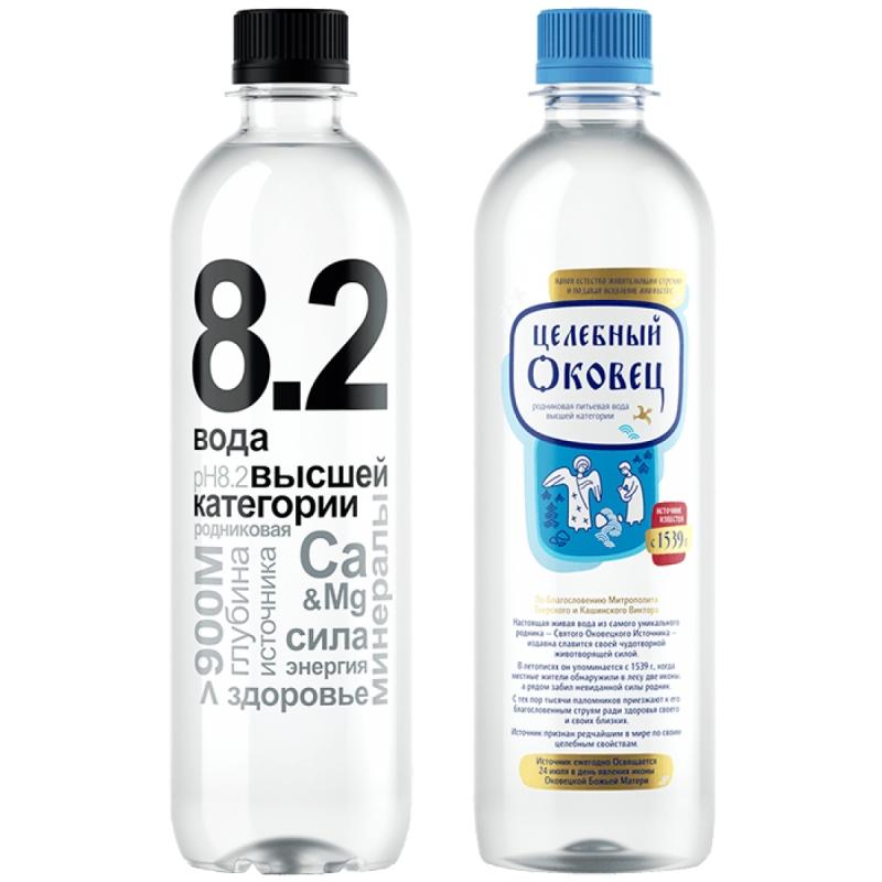 Питьевая вода высшей категории