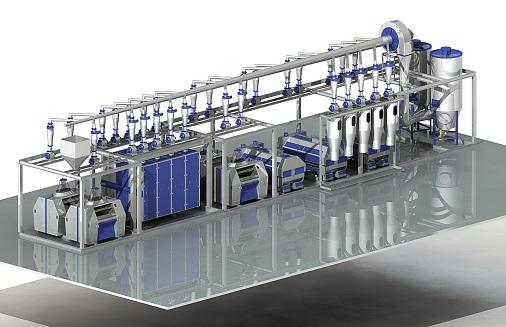 Поставляем и монтируем турецкие мельницы и зернохранилища под ключ напрямую без посредников от лучшего производителя любой производительности